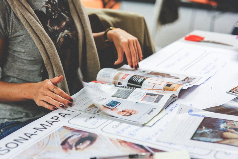 4 tips til at finde den rette brochureholder
